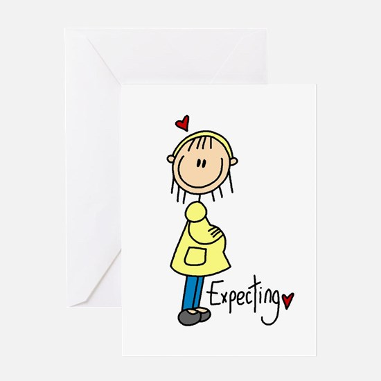 Expecting Baby Greeting Cards