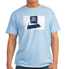 Don't be jealous... Ash Grey T-Shirt