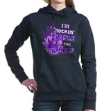 Epilepsy awareness Hooded Sweatshirt
