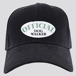 Dog Walker Black Cap