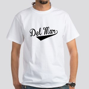 Del Mar, Retro, T-Shirt