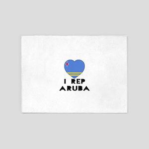 I Rep Aruba Country 5'x7'Area Rug