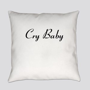 Cry Baby Everyday Pillow