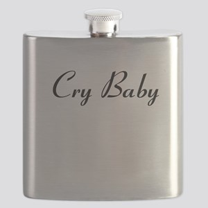 Cry Baby Flask