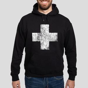 Army Medic Cross Sweatshirt
