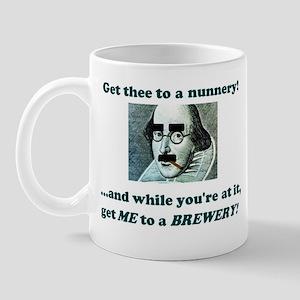 Grouchspeare Mug