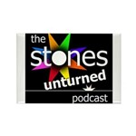 Stones Unturned Podcast Logo Magnets