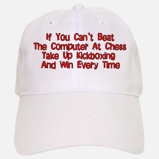 Computer Kickboxing Baseball Baseball Cap
