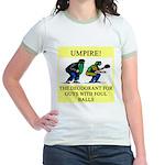 umpire t-shirts presents Jr. Ringer T-Shirt