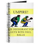 umpire t-shirts presents Journal