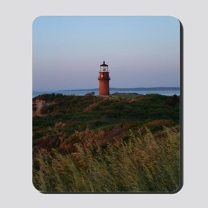 Sunset Lighthouse Mousepad