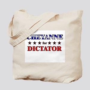 CHEYANNE for dictator Tote Bag
