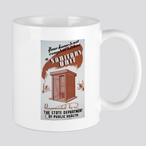 Outhouse Mug