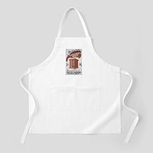 Outhouse BBQ Apron