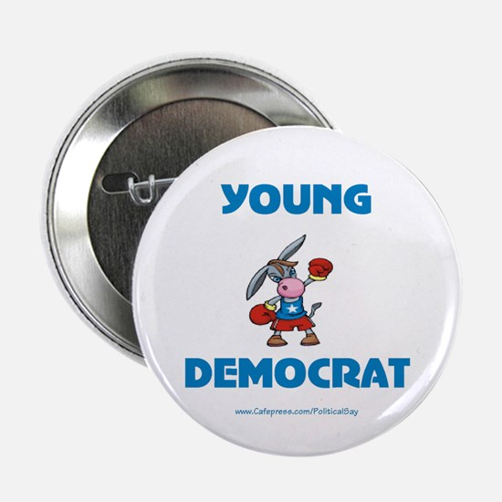 "Young Democrat 2.25"" Button"