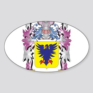 Rous Coat of Arms - Family Crest Sticker