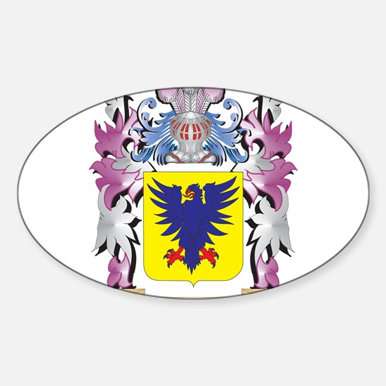 Rous Coat of Arms - Family Crest Decal
