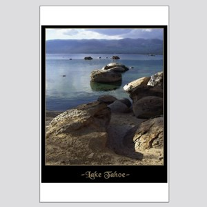 Fine Art by M. S. McKenzie of Lake Tahoe Poster