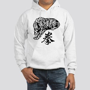 Tiger Kenpo Hooded Sweatshirt