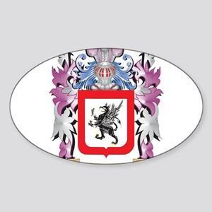 Royce Coat of Arms - Family Crest Sticker