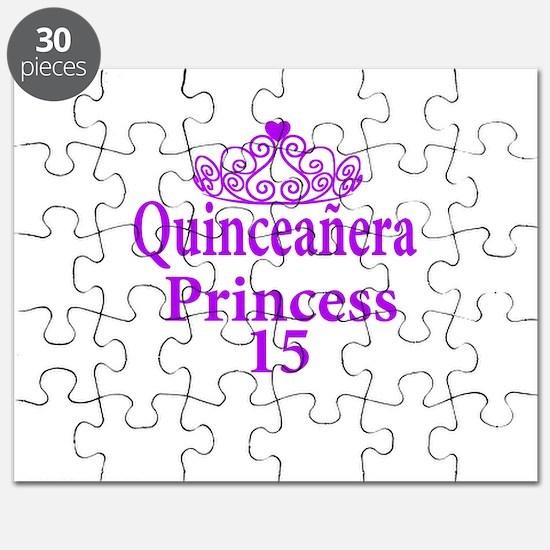 Cute Quinceanera Puzzle
