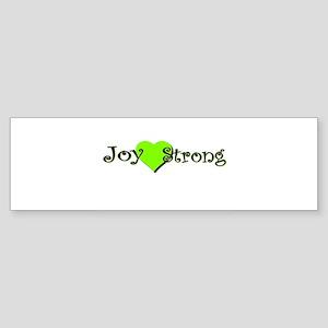 JoyStront Bumper Sticker
