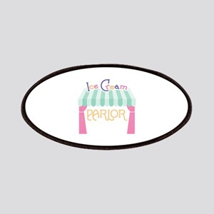 Ice Cream Parlor Patch