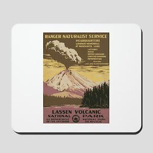 Mt. Lassen N.P. Mousepad