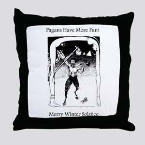 The Magdalene Foundation Throw Pillow