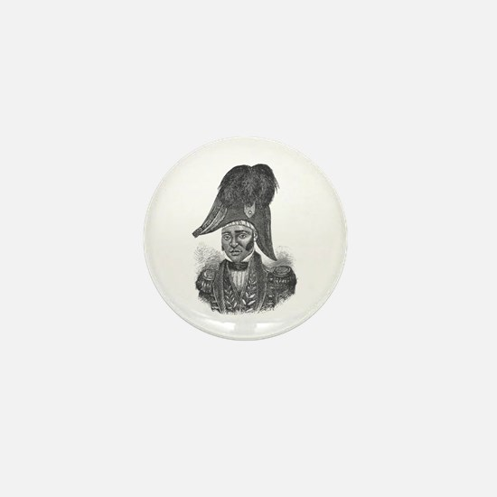 Emperor Jacques I of Haiti Mini Button