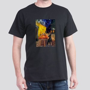 Cafe /Min Pinsche Dark T-Shirt