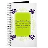 Daughter Journals & Spiral Notebooks