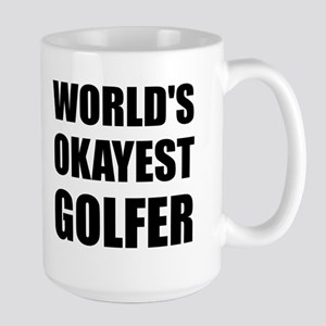 World's Okayest Golfer Mugs