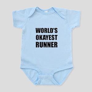 World's Okayest Runner Body Suit