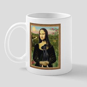 Mona / Min Pinscher Mug