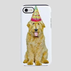 Labradoodle Birthday iPhone 8/7 Tough Case