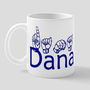 Dana Mug