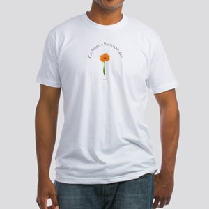 Chi Moves in Mysterious Ways Fitted T-Shirt
