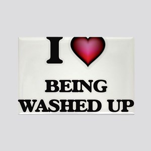 I love Being Washed-Up Magnets