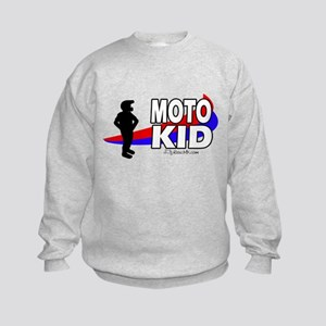 Moto Kid Kids Sweatshirt