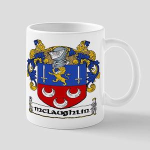 McLaughlin Coat of Arms Mug
