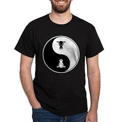 Yin Yang Cow T-Shirt