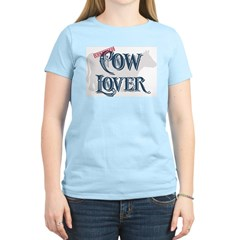 Cow Lover Women's Light T-Shirt
