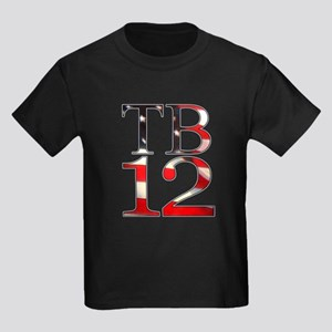 TB 12 Kids Dark T-Shirt