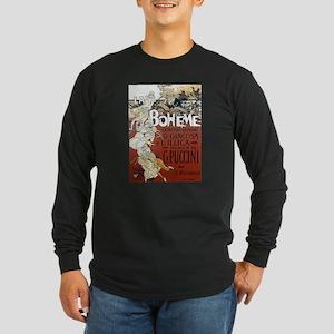 La Boheme Long Sleeve T-Shirt