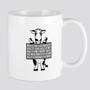 Ice Cream Cow Mugs