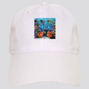 Aquarium Sealife Fish Cap