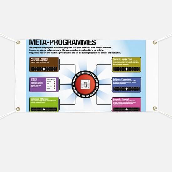 Meta-Programmes Motivation Banner