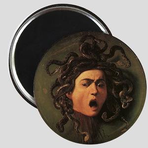 Caravaggio's Medusa Magnet