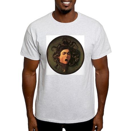Caravaggio's Medusa Light T-Shirt
